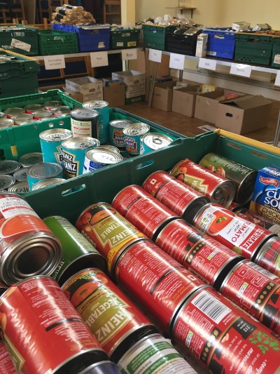 About Exmouth Food Bank